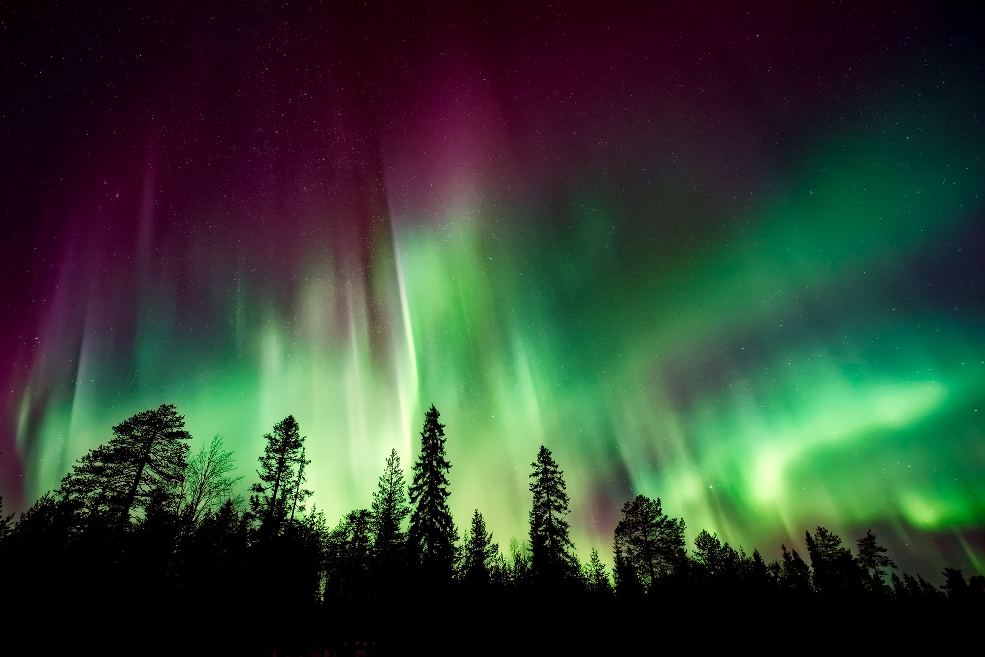 A second image of Northern Lights