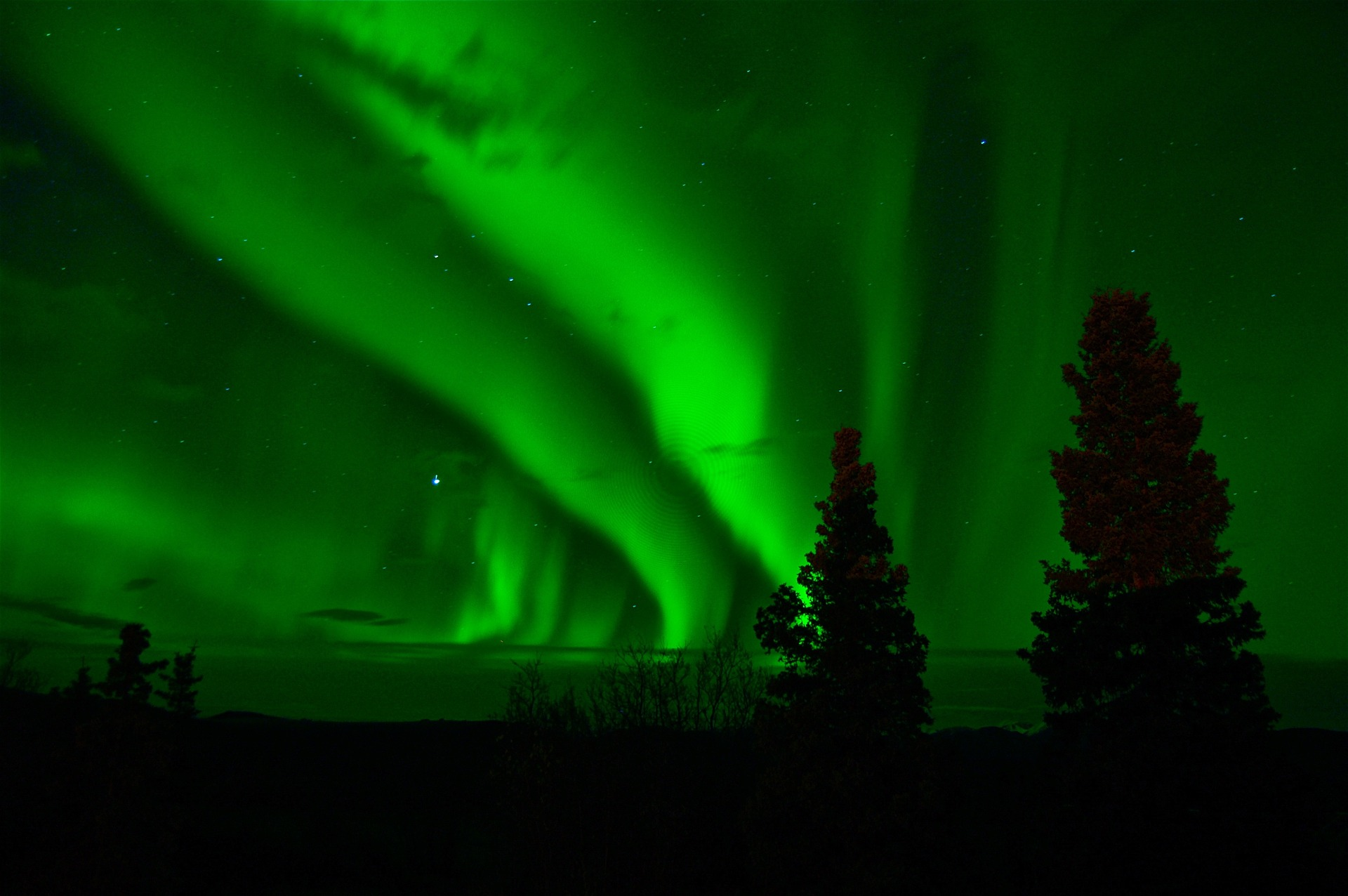 An image of Northern Lights